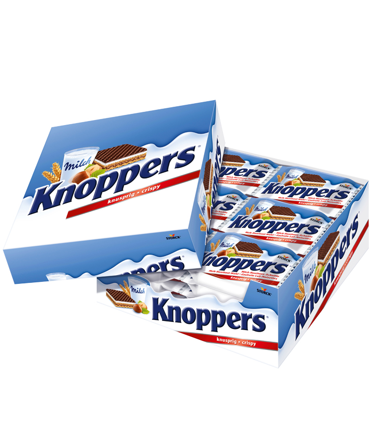 Knoppers Classic 1er 24x25g