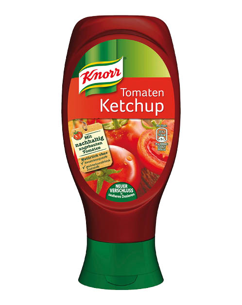 Knorr Ketchup Tomate 8x430ml