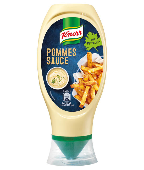 Knorr Pommes Sauce 8x430ml