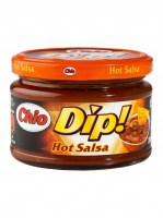 Chio Hot Salsa 6x200g